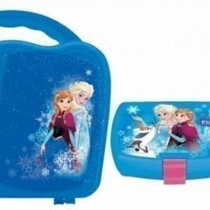 Disney Frozen Evässetti 3 osaa Sininen