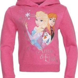 Disney Frozen Huppari Vaaleanpunainen