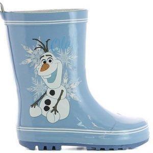 Disney Frozen Kumisaappaat Vaaleansininen