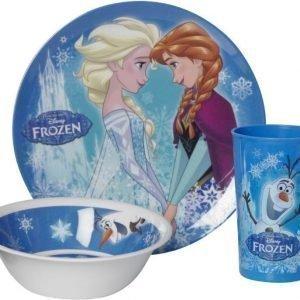 Disney Frozen Lahjasetti 3 osaa