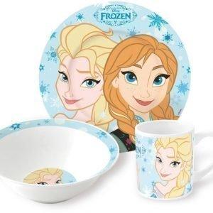 Disney Frozen Lahjasetti 3 osaa Keramiikka