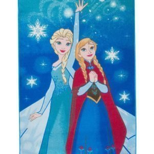Disney Frozen Lights Matto Sininen