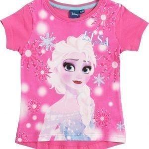 Disney Frozen Pusero Fuxia