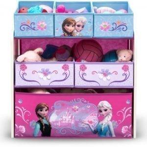 Disney Frozen Säilytyshylly Kuusi laatikkoa