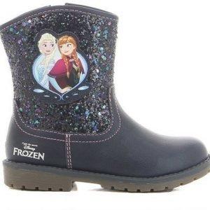 Disney Frozen Saapikkaat Tummansininen