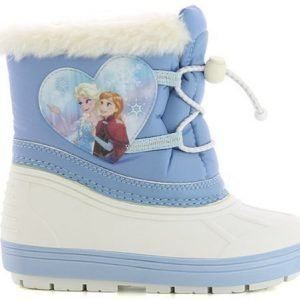 Disney Frozen Talvikengät Sininen/Valkoinen