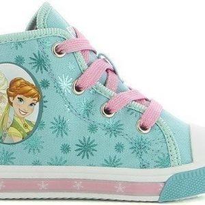 Disney Frozen Varsitennarit Turkoosi