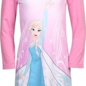 Disney Frozen Yöpaita Vaaleanpunainen