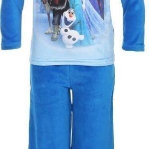 Disney Frozen Yöpuku Sininen