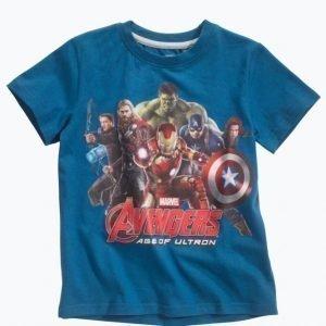 Disney Marvel Avengers Assemble T-Paita