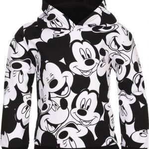 Disney Mickey Mouse Huppari Musta