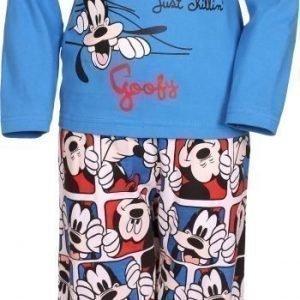 Disney Mickey Mouse Yöpuku Sininen