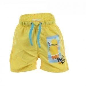 Disney Minions Swim Shorts Wet/Dry Uimahousut Keltainen