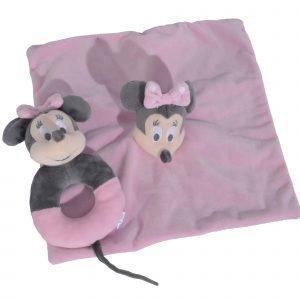 Disney Minni Vauvapehmosetti Lahjalaatikossa