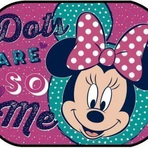 Disney Minnie Mouse Aurinkosuojat 2 kpl