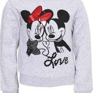 Disney Minnie Mouse Pusero Harmaa