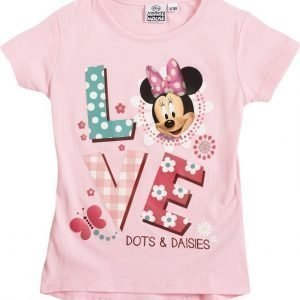 Disney Minnie Mouse Pusero Light pink