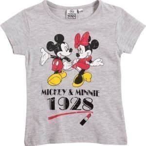 Disney Minnie Mouse Pusero Melange grey