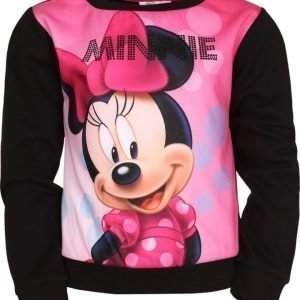 Disney Minnie Mouse Pusero Musta