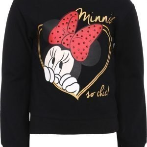 Disney Minnie Mouse Pusero Musta