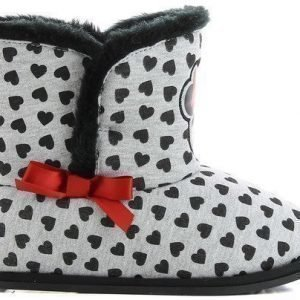 Disney Minnie Mouse Tossut Harmaa