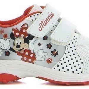 Disney Minnie Mouse Urheilujalkineet Valkoinen