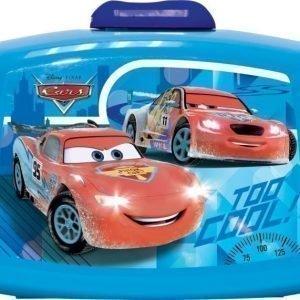 Disney Pixar Cars Eväsrasia jakajalla Sininen