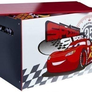 Disney Pixar Cars Puinen säilytyslaatikko