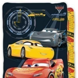 Disney Pixar Cars Pussilakanasetti 150 x 210 cm Lightning McQueen