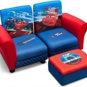 Disney Pixar Cars Sohva ja rahi