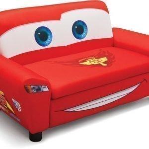 Disney Pixar Cars Sohva jossa säilytystilaa
