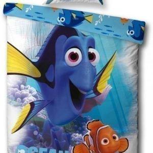Disney Pixar Finding Dory Pussilakanasetti 150 x 210 cm Sininen