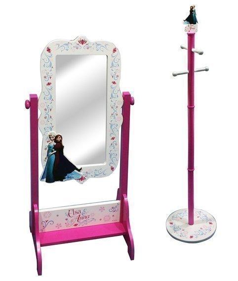 Disney Princess Frozen Vaatenaulakko + Peili Paketti