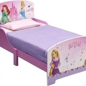 Disney Princess Juniorisänky 140x70 cm Liila