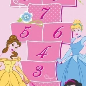 Disney Princess Matto 80 x 160 cm Hopscotch