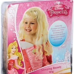 Disney Princess Peruukki Prinsessa Ruusunen