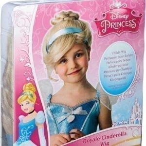 Disney Princess Peruukki Tuhkimo