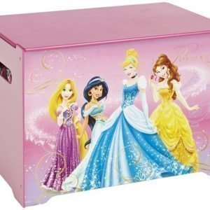 Disney Princess Puinen säilytyslaatikko