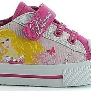 Disney Princess Tennarit Low Fuxia/White