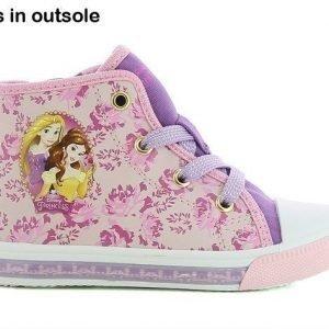 Disney Princess Tennarit Vilkkuva pohja Liila