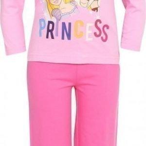Disney Princess Yöpuku Vaaleanpunainen