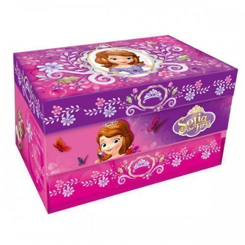 Disney Sofia the First Korulipas