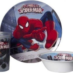 Disney Spiderman Lahjasetti 3 osaa