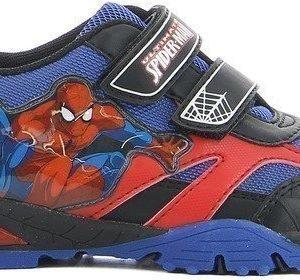 Disney Spiderman Lenkkarit Vilkkuva pohja Sininen/Punainen