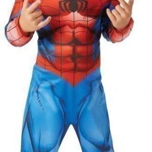 Disney Spiderman Naamiaisasu