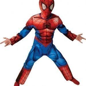 Disney Spiderman Naamiaisasu Deluxe
