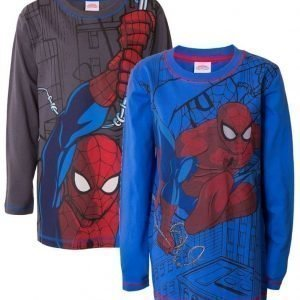 Disney Spiderman Pusero 2 kpl Blue/Grey