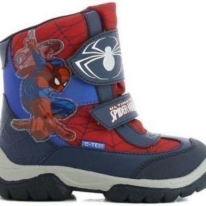 Disney Spiderman Talvikengät Tummansininen/punainen