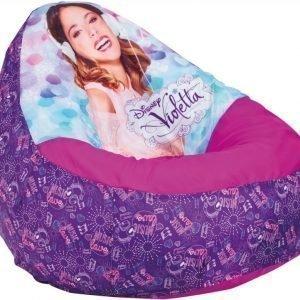 Disney Violetta Puhallettava lepotuoli