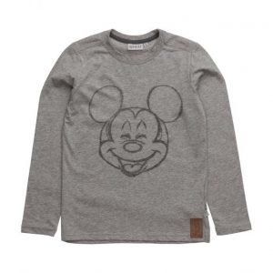 Disney by Wheat T-Shirt Happy Mickey